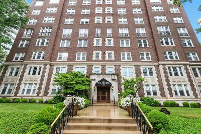 St Louis City County Condo/Townhouse For Sale: 725 South Skinker #3C