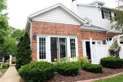 Franklin County Condo/Townhouse For Sale: 183 Carriage Court