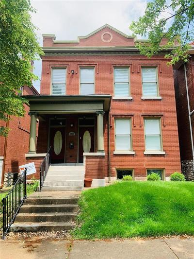St Louis Single Family Home For Sale: 3853 Humphrey