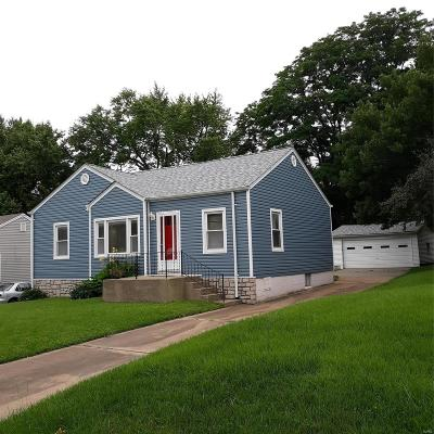 Bridgeton Single Family Home Active Under Contract: 3837 Fee Fee Road