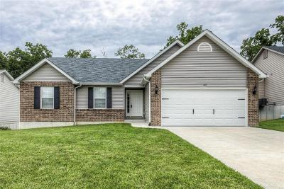 Jefferson County Single Family Home For Sale: 615 Louisbourg Drive