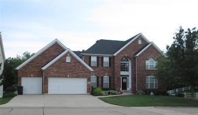 Oakville Single Family Home For Sale: 116 Cripple Creek Court
