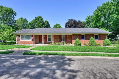 Edwardsville Single Family Home Active Under Contract: 2013 Stanford Place