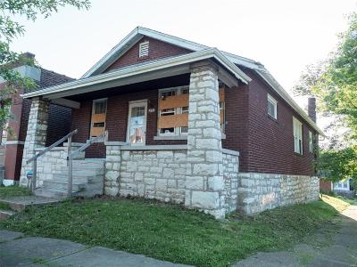 St Louis Single Family Home For Sale: 5401 Michigan Avenue