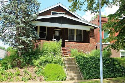 St Louis Single Family Home For Sale: 3243 Liberty