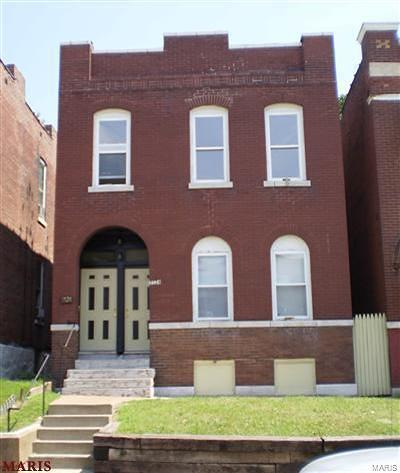 St Louis MO Multi Family Home For Sale: $99,000