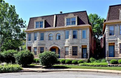 Central West End Condo/Townhouse For Sale: 4300 Maryland Avenue #C