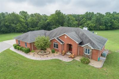 Highland Single Family Home For Sale: 2700 Water Lily Lane