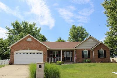 Smithton Single Family Home For Sale: 5617 Stone Villa Drive