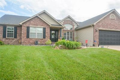 O'Fallon Single Family Home For Sale: 1401 Winchester Grove