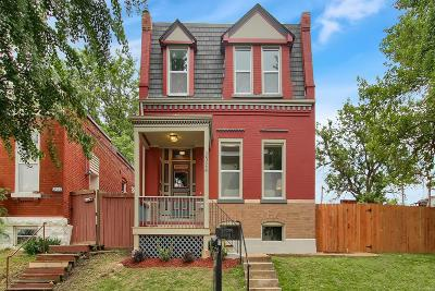 St Louis Single Family Home For Sale: 2324 Texas Avenue