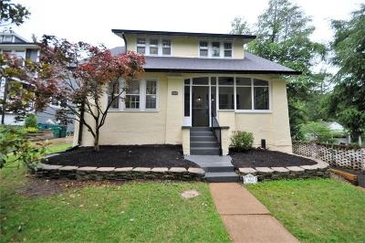 Single Family Home For Sale: 460 Woodlawn Avenue