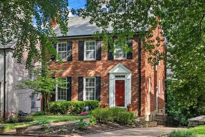 Clayton Single Family Home Active Under Contract: 7659 Carswold Drive