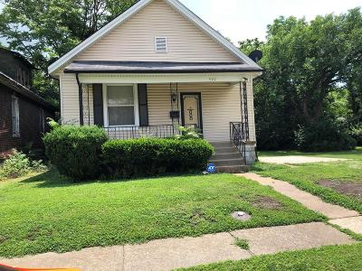 Single Family Home For Sale: 420 North 22nd Street