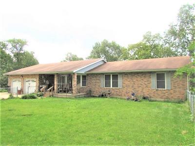 Washington County Single Family Home For Sale: 12241 Pipeline Road