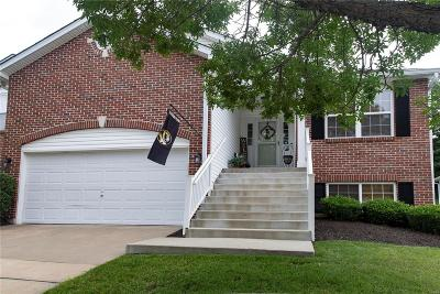 St Charles Condo/Townhouse Active Under Contract: 20 Hill Ridge Court