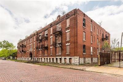 St Louis City County Multi Family Home For Sale: 2118 Mullanphy Street