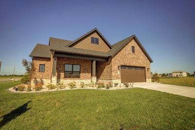 O'Fallon New Construction For Sale: 645 Ambrose Drive