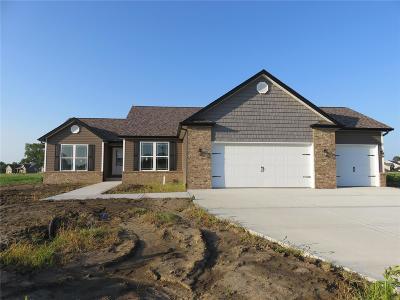 Shiloh Single Family Home For Sale: 708 Santa Fe Court