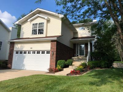 Lake St Louis Single Family Home For Sale: 806 Conch Terrace