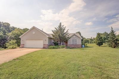 Maryville Single Family Home Active Under Contract: 115 An Ja Lo Drive