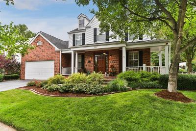 St Louis County Single Family Home For Sale: 254 Dickens Farm Lane