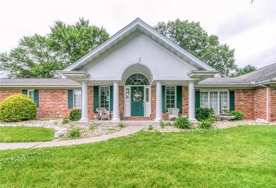 St Louis County Single Family Home For Sale: 27 Muirfield Lane