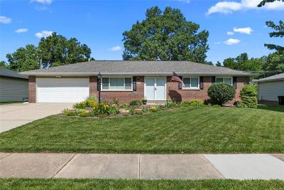 Single Family Home For Sale: 5231 Cornwall Estates