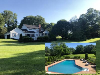 Clarkson Valley Single Family Home Active Under Contract: 1 Clarkson Lake Court