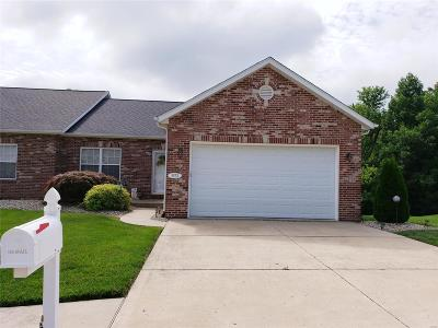 O'fallon Single Family Home For Sale: 1673 Lakepointe Est Dr