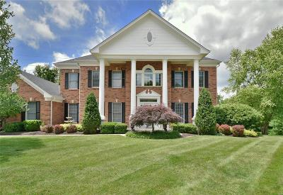 St Louis MO Single Family Home For Sale: $849,900