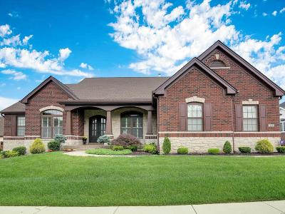 St Louis County Single Family Home For Sale: 408 Wythe House Court