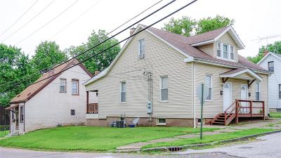 Belleville Multi Family Home For Sale: 931 South Church Street