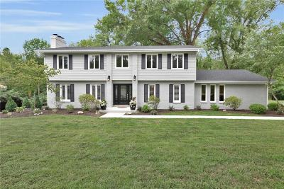 St Louis County Single Family Home For Sale: 14330 Ladue Road