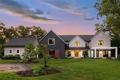 Frontenac Single Family Home For Sale: 731 Laurel Oak Drive