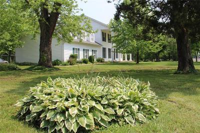 Cedar Hill Single Family Home For Sale: 5450 Dutch Creek Road