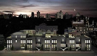 St Louis New Construction For Sale: 4101 West Pine Boulevard #4 - Van