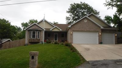 East Alton Single Family Home For Sale: 440 Valley Drive