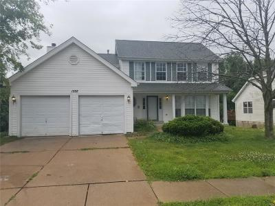 Arnold Single Family Home For Sale: 1888 Fox Pointe