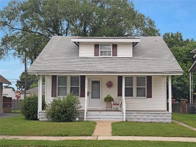 Wood River Single Family Home For Sale: 619 East Acton Avenue