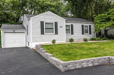 Single Family Home For Sale: 819 Selma Avenue