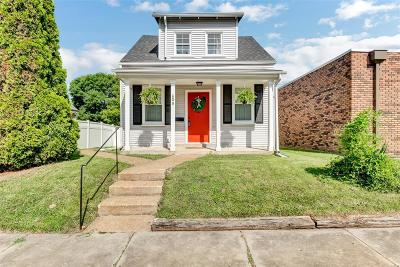 St Charles Single Family Home Active Under Contract: 609 South 4th Street