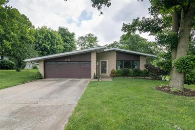 Collinsville Single Family Home For Sale: 1469 North Keebler Avenue