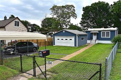 St Louis MO Single Family Home For Sale: $119,900
