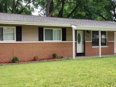 Fairview Heights Single Family Home For Sale: 6124 Old Collinsville Road