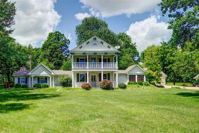 Chesterfield Single Family Home For Sale: 17627 Wild Horse Creek Road