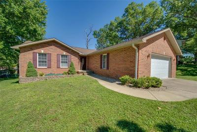 Godfrey Single Family Home Active Under Contract: 4911 Paris Drive