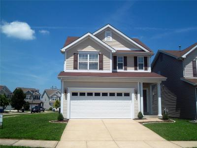 St Charles MO Single Family Home For Sale: $254,500