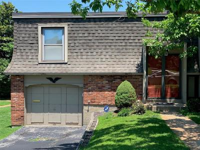 Florissant Condo/Townhouse For Sale: 6695 Blossomwood