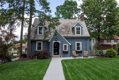Single Family Home Active Under Contract: 250 Blackmer Place